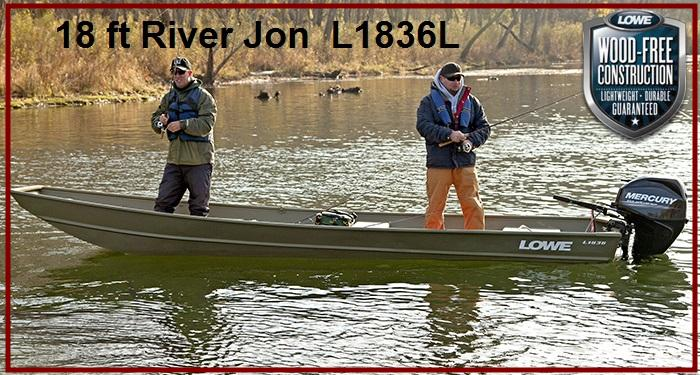 new jon boats for sale