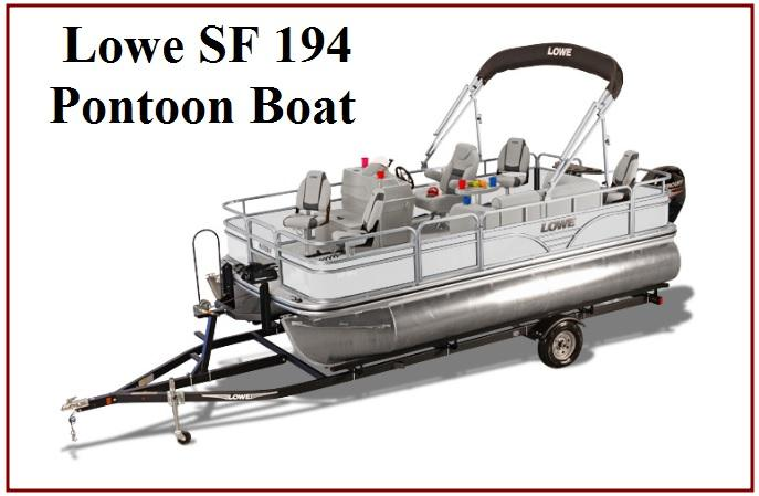 new lowe pontoon boats for sale